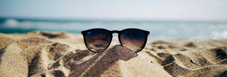 Holz Sonnenbrillen Slider