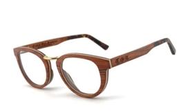 COR - Holz Brille Fassung COR-003