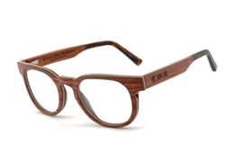 COR - Brille und Fassung aus Holz COR-007