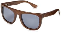 Wood Fellas - Sonnenbrille braun Einheitsgröße